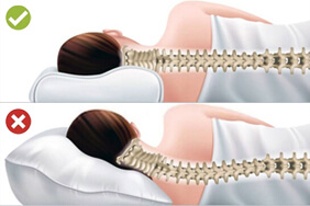 Neck Pain From Poor Sleeping Position